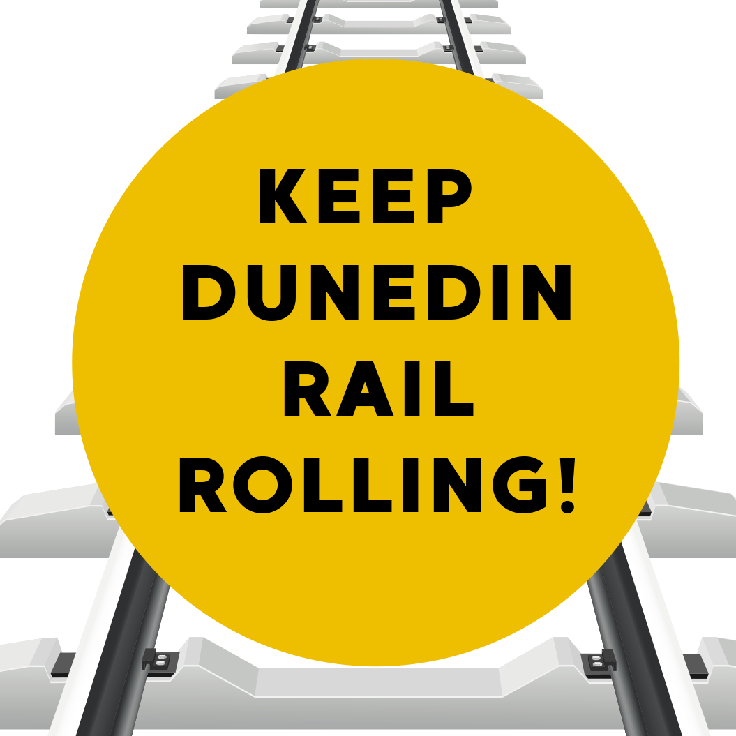 Keep Dunedin Rail Rolling